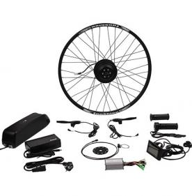 CZJB-104CQ front drive ebike conversion kit