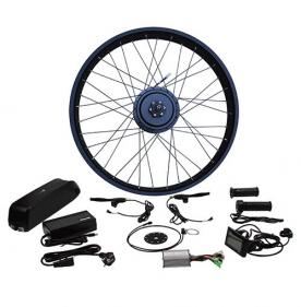 fat tyre ebike conversion kit