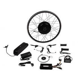 500W-1000W front drive ebike conversion kit