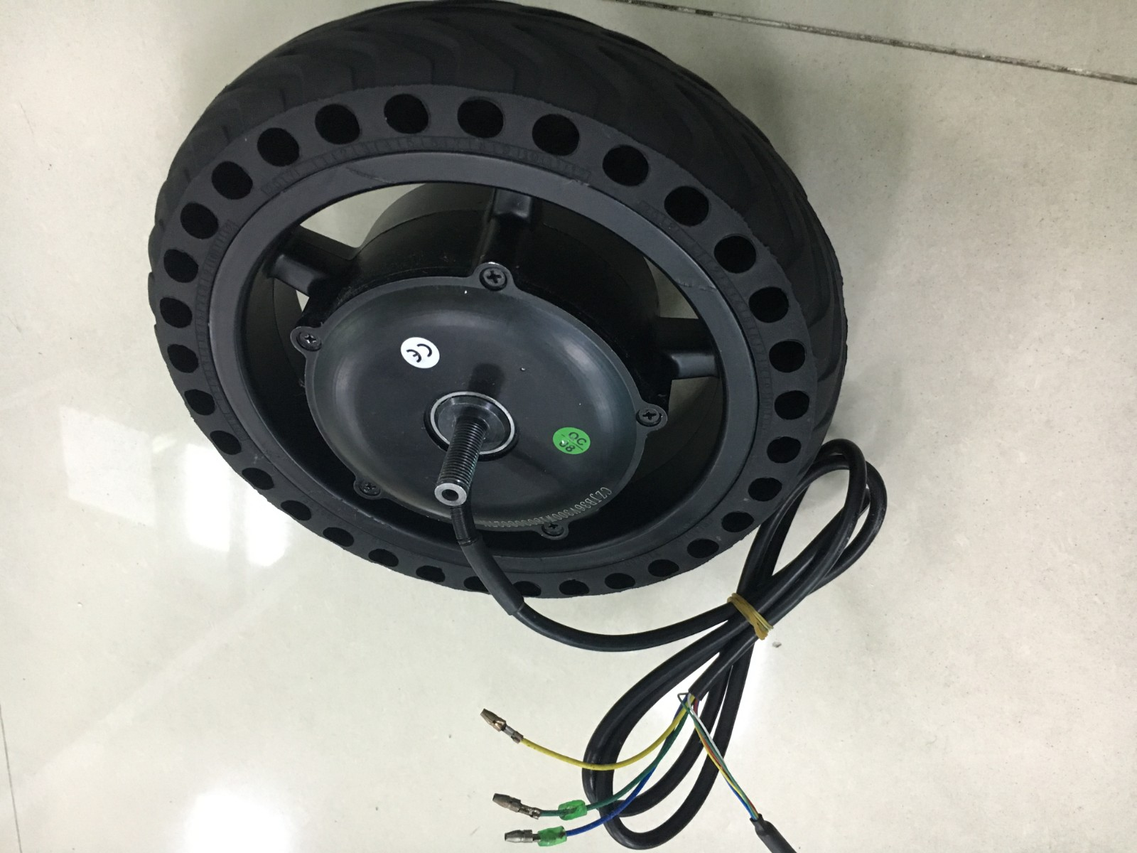 CZJB-90-10-Q  10 inch front drive electric scooter motor