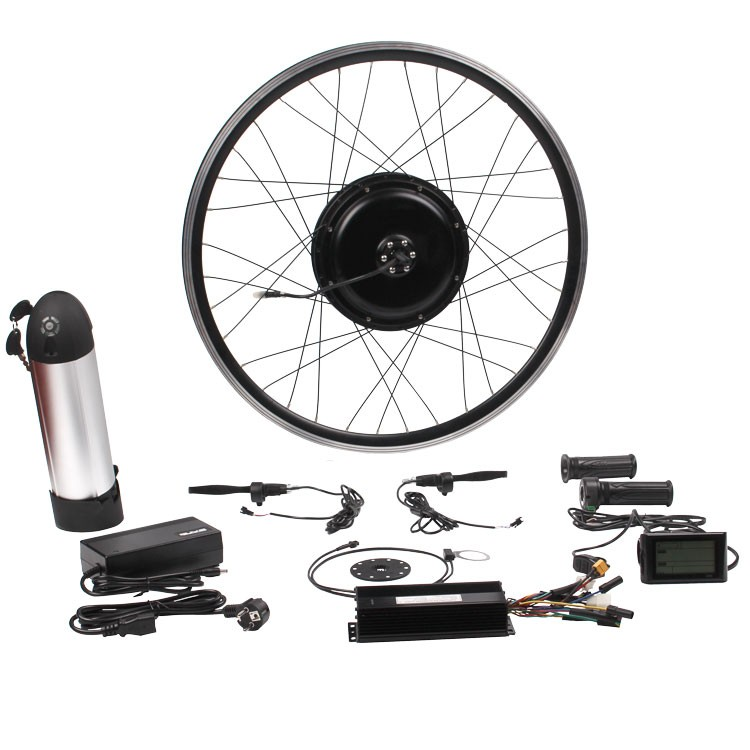 CZJB-205-35 500W - 1000W electric bike conversion kit