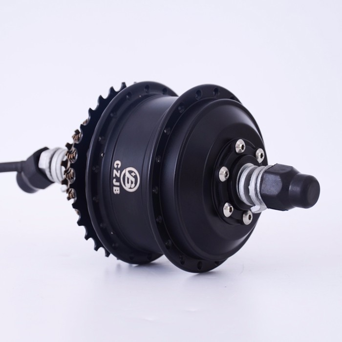 electric bike small rear hub motor