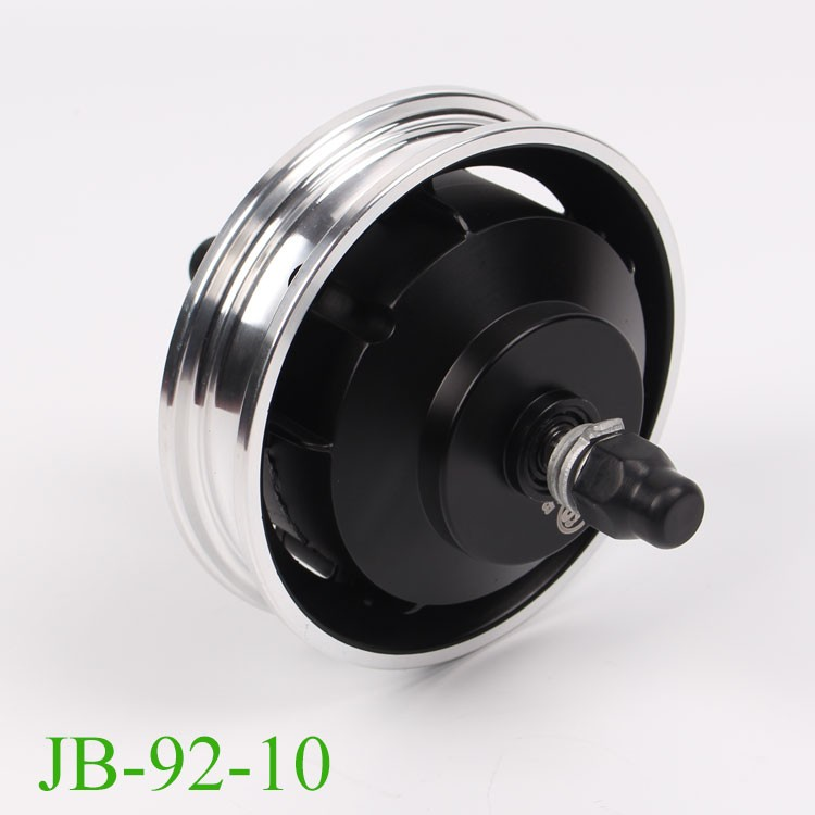 CZJB-90-10 10 inch geared electric scooter motor